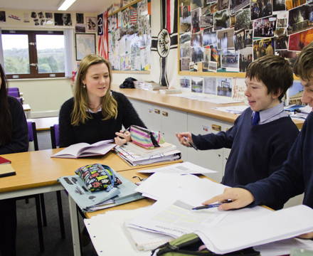 Colyton grammar school home header image 17
