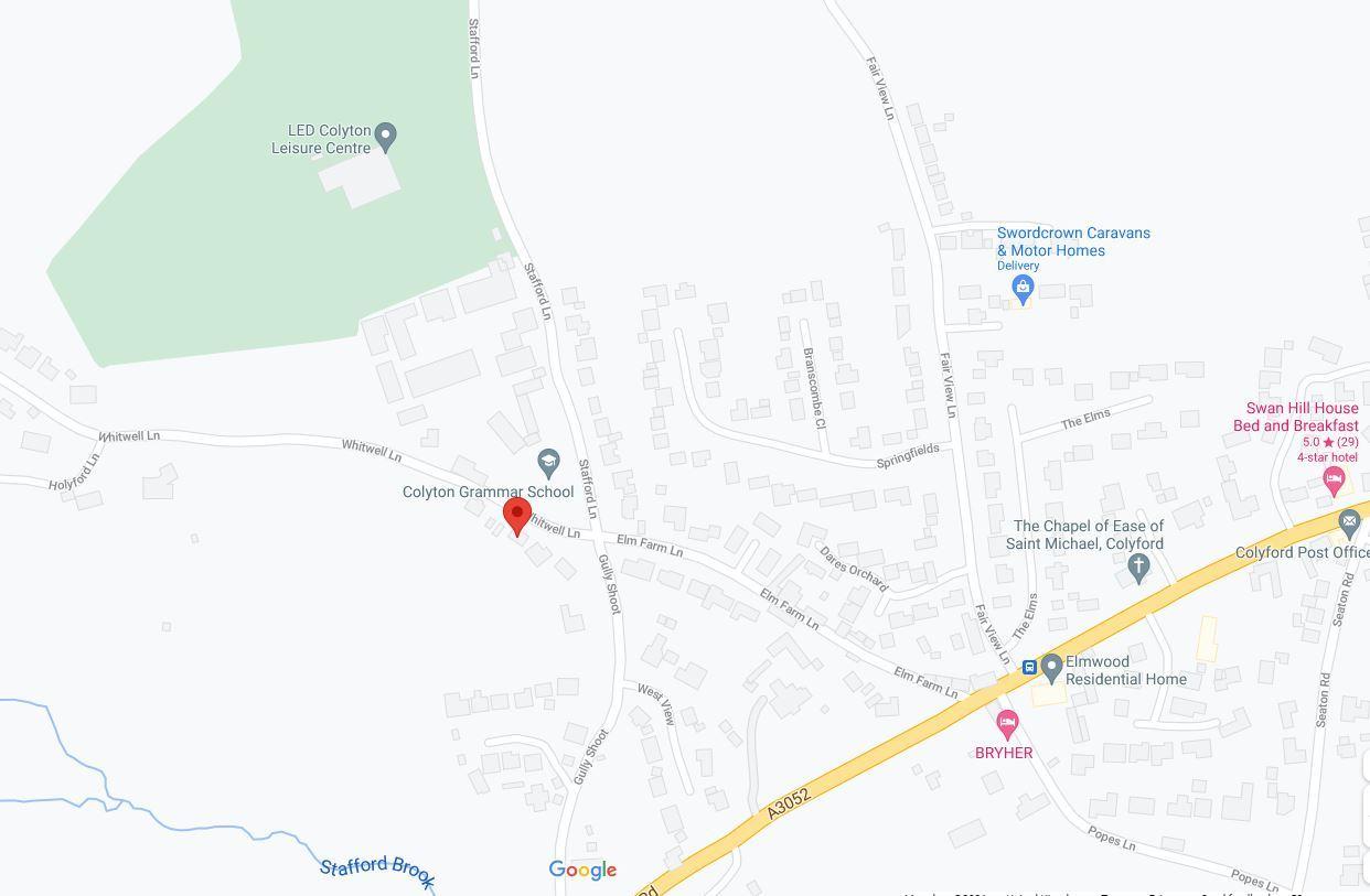 CGS google map